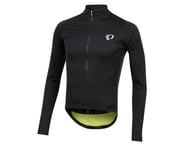 Pearl Izumi PRO Pursuit Long Sleeve Wind Jersey (Black/Screaming Yellow) | relatedproducts