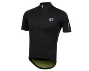 Pearl Izumi PRO Pursuit Wind Short Sleeve Jersey (Black/Screaming Yellow) | product-related