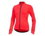 Pearl Izumi Women's Attack Thermal Long Sleeve Jersey (Atomic Red) | product-related