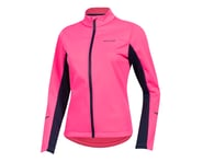 Pearl Izumi Women's Quest AmFIB Jacket (Screaming Pink/Navy) | product-related