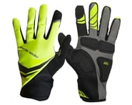 Pearl Izumi Cyclone Gel Full Finger Cycling Gloves (Screaming Yellow) | relatedproducts