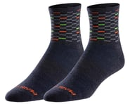 Pearl Izumi Merino Wool Socks (Navy Dash) | relatedproducts