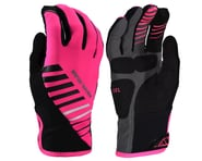 Pearl Izumi Women's Cyclone Gel Gloves (Screaming Pink)   relatedproducts