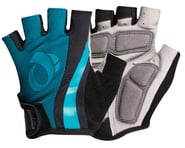Pearl Izumi Women's Select Short Finger Cycling Glove (Teal/Breeze) | alsopurchased