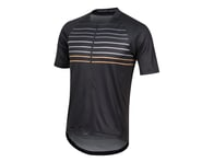 Pearl Izumi Canyon Graphic Short Sleeve Jersey (Black/Berm Brown Slope) | alsopurchased