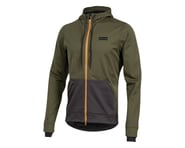 Pearl Izumi Men's Versa Softshell Hoodie (Forest/Phantom) | relatedproducts