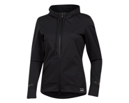 Pearl Izumi Women's Versa Softshell Hoodie (Black) | relatedproducts