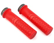 PNW Components PNW Loam Mountain Bike Grips (Really Red) | alsopurchased