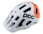 Poc Tectal Race SPIN NFC Helmet (Hydrogen White/Fluorescent Orange AVIP) | relatedproducts