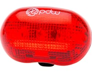 Portland Design Works Red Planet Rear Light (Red) | alsopurchased