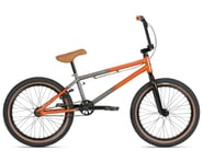 "Premium 2021 La Vida BMX Bike (21"" Toptube) (Copper/Raw Fade) 