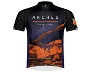 Primal Wear Men's Short Sleeve Jersey (Arches National Park) | relatedproducts