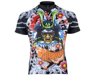Primal Wear Men's Short Sleeve Jersey (Japanese Warrior) | relatedproducts