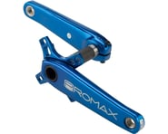 Promax HF-2 Hollow Hot Forged Crank Set (Blue) | relatedproducts