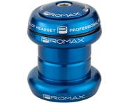 "Promax PI-1 Press-in 1-1/8"" Headset (Blue) (Alloy Sealed Bearing) (1-1/8"") 