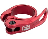 Promax QR-1 Quick Release Seat Clamp 34.9mm Red | alsopurchased