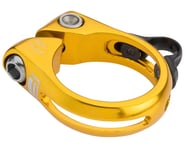 Promax DP-1 Dropper Seat Post Clamp (Gold) (34.9mm) | relatedproducts