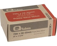 Q-Tubes 700c x 28-32mm 32mm Presta Valve Tube 128g | relatedproducts