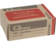 Q-Tubes 700c x 28-32mm 48mm Presta Valve Tube 129g | relatedproducts