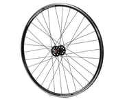 Quality Wheels Track 700c Front Wheel (Black) | relatedproducts