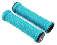 Race Face Grippler Lock-On Grip (Turquoise) (30mm) | relatedproducts