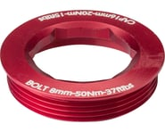 Race Face CINCH Puller Cap w/ Washer (Red) (18mm) (XC/AM) | alsopurchased