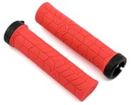 Race Face Getta Grips (Lock-On) (Red/Black) | relatedproducts