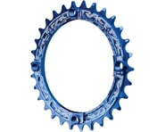Race Face Narrow-Wide Single Chain Ring (104 BCD) (Blue) | alsopurchased