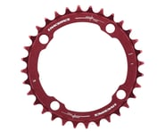 Race Face Narrow-Wide Chainring (Red) (104mm BCD) (Offset N/A) (32T) | alsopurchased