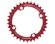 Race Face Narrow-Wide Chainring (Red) (104mm BCD) (Offset N/A) (34T) | alsopurchased