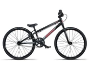 "Radio Raceline Xenon Junior BMX Race Bike (18.5"" Toptube) (Black/Silver) 