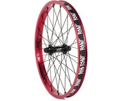 Rant Party On V2 Front Wheel (Red) | alsopurchased