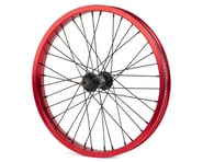 "Rant Party On V2 18"" Front Wheel (Red) 
