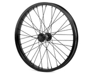 "Rant Party On V2 18"" Front Wheel (Black) 