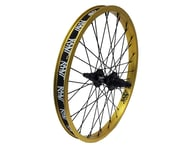 Rant Party On V2 Cassette Rear Wheel (Matte Gold) | product-related