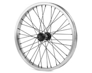 "Rant Party On V2 18"" Front Wheel (Silver) 