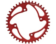 RENNEN BMX Threaded 4-Bolt Chainring (Red) | alsopurchased