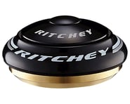 "Ritchey WCS Drop In Integrated Headset Upper (Black) (1-1/8"") 