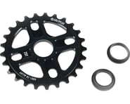 Salt Plus Manta Bolt Drive Sprocket 25t Black Includes Adaptors for 19mm and 22m | relatedproducts