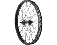 "Salt Rookie Front Wheel - 20"", 3/8"" x 100mm, Rim Brake, Black, Clincher 