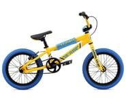 "SE Racing Lil Flyer Kids BMX Bike (16"") (Yellow) (16.5"" Tobtube) 