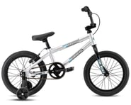 "SE Racing 2021 Bronco 16"" BMX Bike (Silver) (15.1"" Toptube) 
