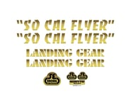 SE Racing Decals Se Racing Set So Cal Flyer Gd   relatedproducts