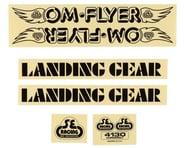 SE Racing OM Flyer Decal Set (Black) | alsopurchased
