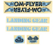 SE Racing OM Flyer Decal Set (Blue) | relatedproducts