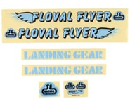 SE Racing Floval Flyer Decal Set (Blue) | relatedproducts