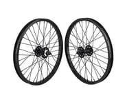 SE Racing BMX Wheelset (Black) (20 x 1.75) | relatedproducts