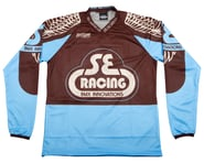 SE Racing Retro BMX Jersey (Blue) | relatedproducts