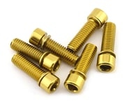 The Shadow Conspiracy Hollow Stem Bolt Kit (Gold) (6) (8 x 1.25mm) | alsopurchased