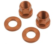 The Shadow Conspiracy Featherweight Alloy Axle Nuts (Copper) (14mm) | alsopurchased
